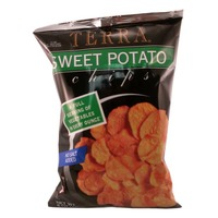 Terra Chips Original No Salt Sweet Potato Chips