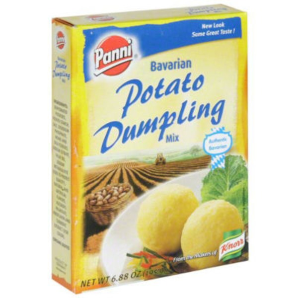 Panni Bavarian Potato Dumpling Mix