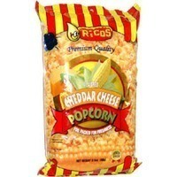 Ricos Air Popped Cheddar Popcorn