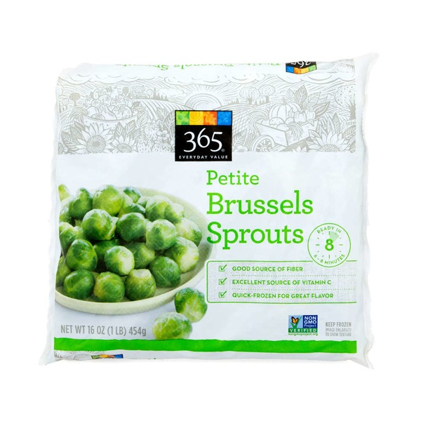 365 Petite Brussels Sprouts