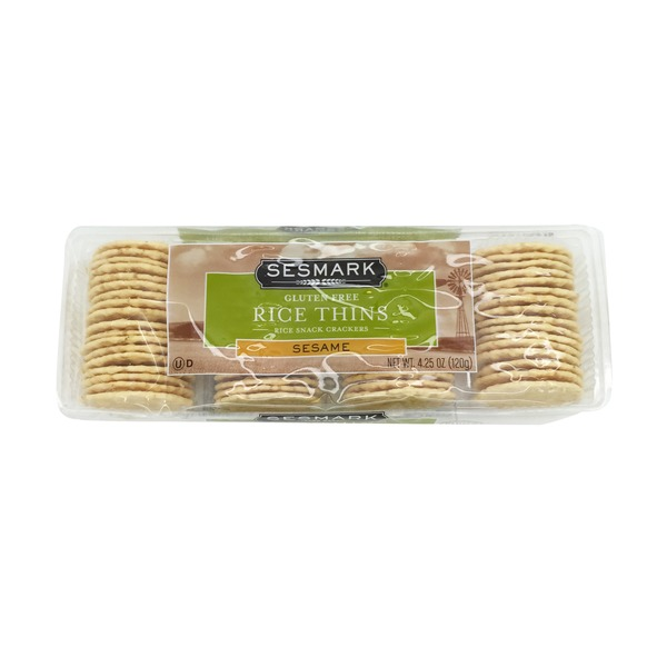 Sessmark Original Rice Thins