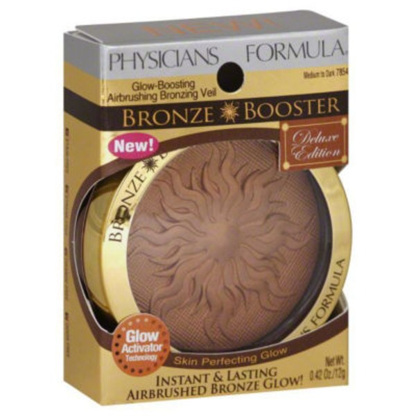 Bronze Booster 7854 Medium to Dark Bronzing Veil