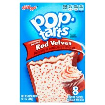 Kellogg's Pop-Tarts Frosted Red Velvet Toaster Pastries, 8 ct, 14.1 oz