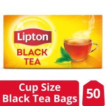 Lipton Black Tea Bags America's Favorite Tea 50 ct