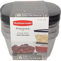 Rubbermaid 16 Piece 14 Cup Premier Food Storage Set