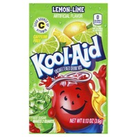 Kool-Aid Lemon-Lime Unsweetened Drink Mix