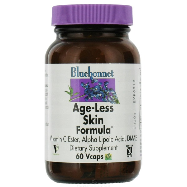 Bluebonnet Nutrition Age Less Skin Formula