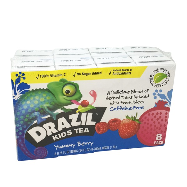 Drazil Yummy Berry Kids Tea