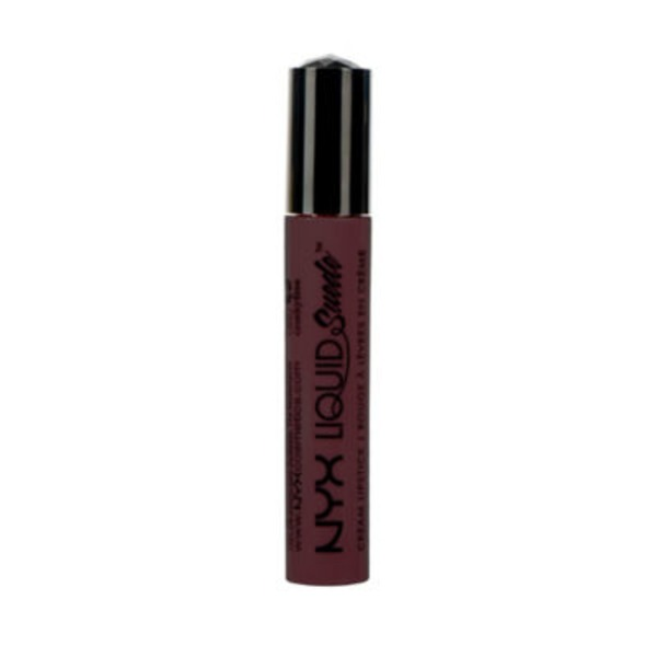 Nyx Liquid Suede Lipstick Brown