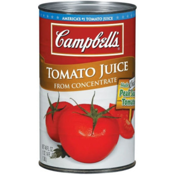 Campbell's From Concentrate Tomato Juice