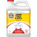 Purina Tidy Cats LightWeight Clumping Litter 24/7 Performance for Multiple Cats 8.5 lb. Jug