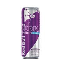 Red Bull The Purple Edition Sugarfree Acai Berry Energy Drink