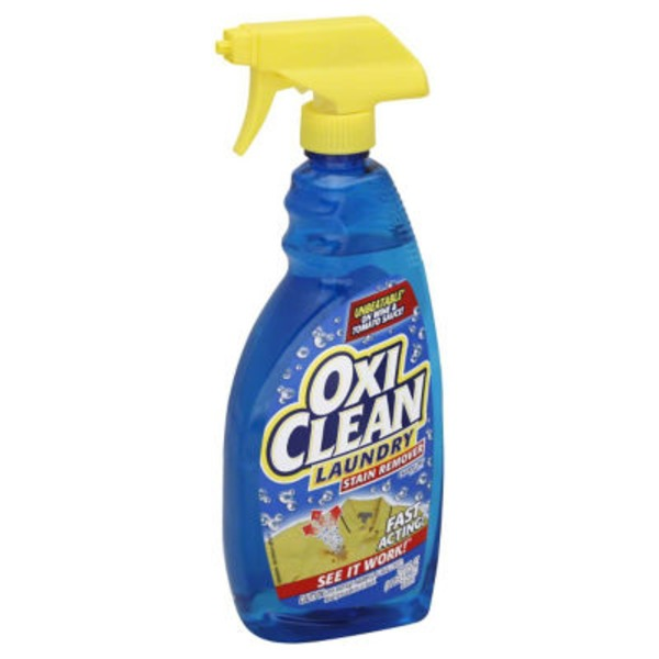 Oxi Clean Laundry Stain Remover