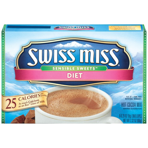 Swiss Miss Diet Hot Cocoa Mix