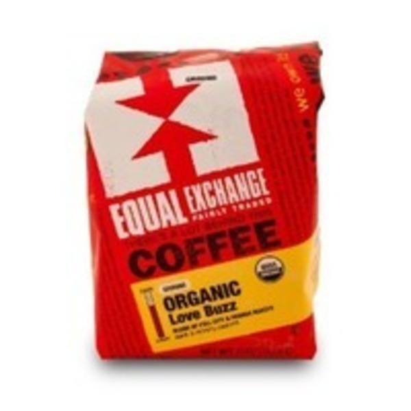 Equal Exchange Organic Love Buzz Coffee