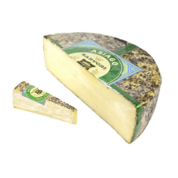 Sartori Basil Asiago Cheese