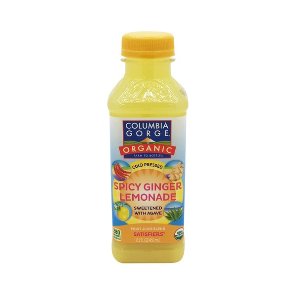 Columbia Gorge Organic Meyer Ginger Lemonade