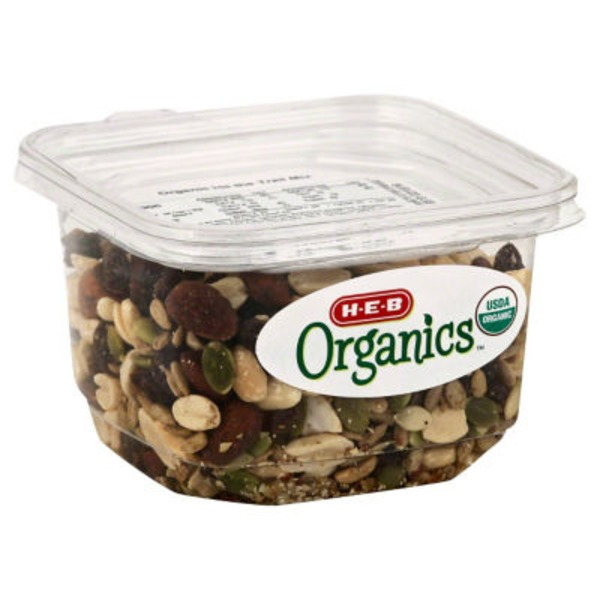 H-E-B Organics Hit The Trail Mix