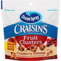 Craisins Cranberry Almond Fruit Clusters Dried Cranberries
