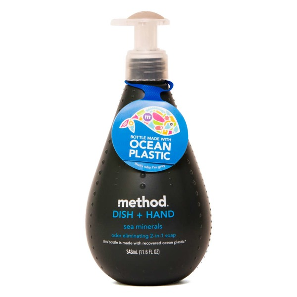Method Sea Minerals Dish And Hand Soap