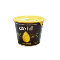 Kite Hill Pineapple Almond Milk Yogurt