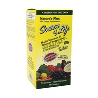 Nature's Plus Source Of Life Tablets