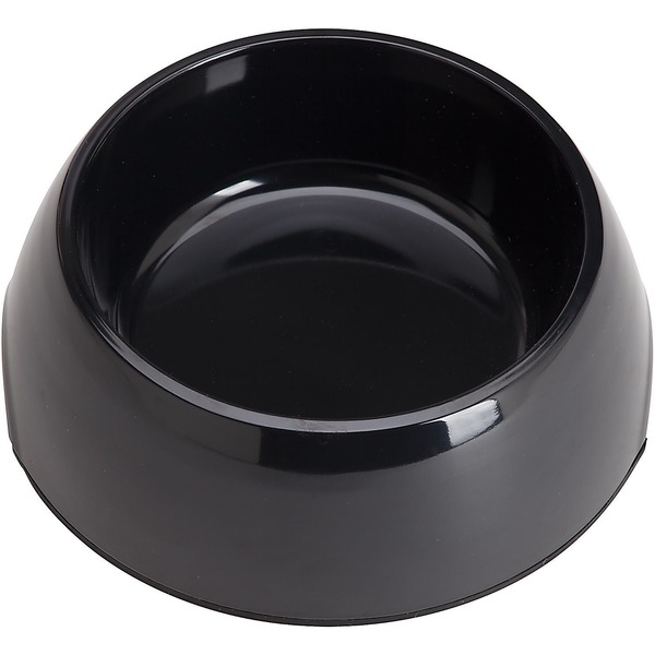 Bowlmates By Petco Small Black Round Base Bowl