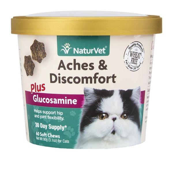 Bowlmates By Petco Aches & Discomfort Plus Glucosamine Soft Chews