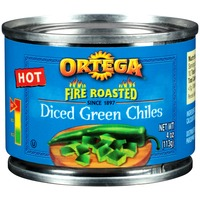 Ortega Fire Roasted Diced Green Mild Chiles