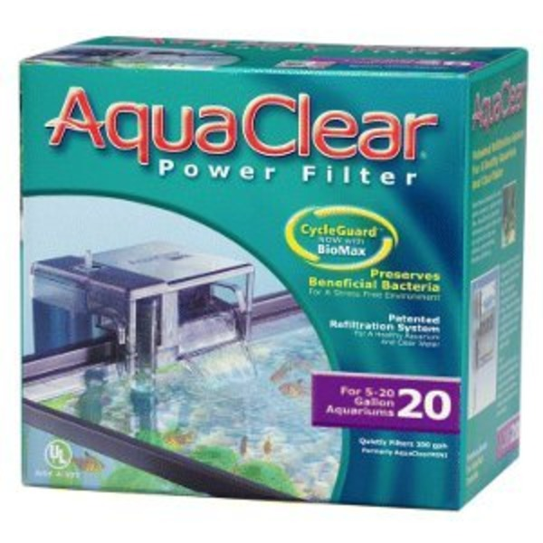 Aqua Clear 20 Aquarium Power Filter