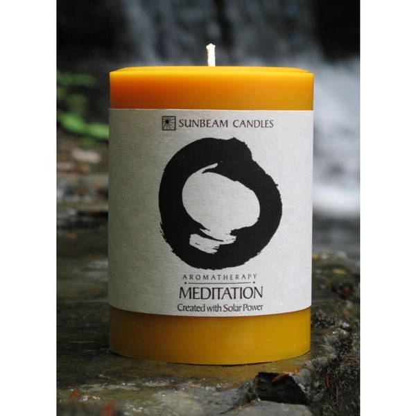 Sunbeam Candles Meditation Candle 3
