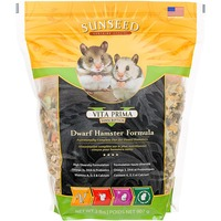 Vitakraft Vita Prima Sunscription Dwarf Hamster Formula 2 Lbs.