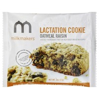 Milkmakers Oatmeal Raisin Lactation Cookie