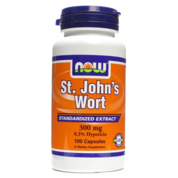 Now St. John's Wort 300 Mg