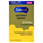 Enfamil D-Vi-Sol Liquid Vitamin D Supplement, 50.0 ML