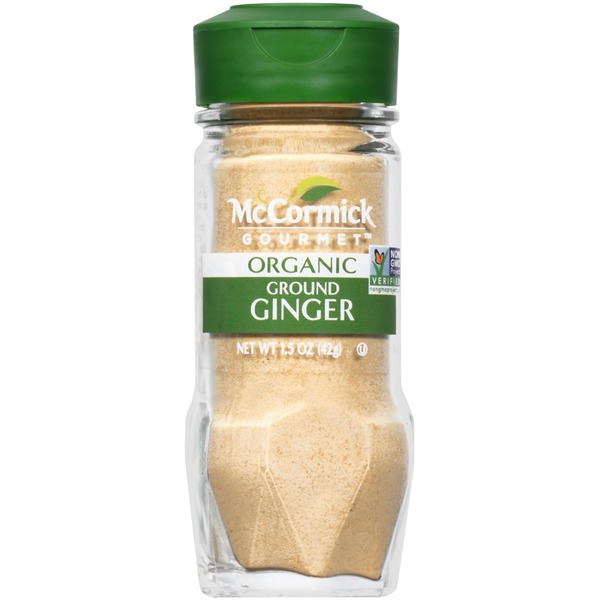 Gourmet Organic Organic Ground Ginger