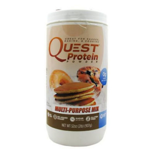 QuestBar Protein Powder Multi Purpose Mix