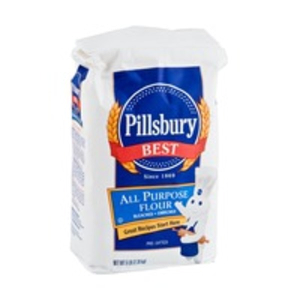 Pillsbury Best All Purpose Flour Bleached Enriched