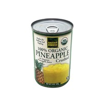 Native Forest 100% Organic Pineapple Crushed