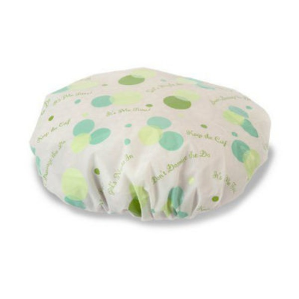 Urban Spa The Use It Or Lose It Shower Cap