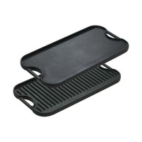 Lodge Reversible Pro-Grid Iron Griddle