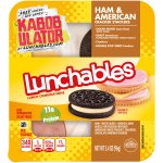 Lunchables Ham & American Cracker Stackers Lunch Combination 3.4 oz. Tray
