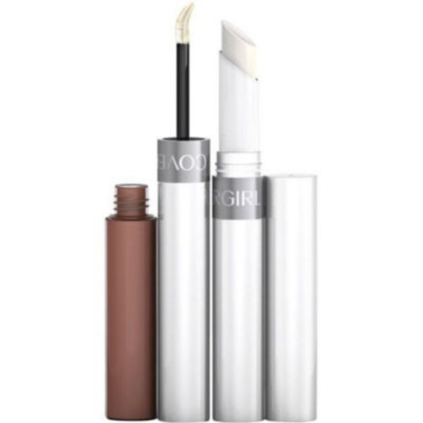 CoverGirl Outlast COVERGIRL Outlast Illumia All-Day Moisturizing Lip Color, Twilight Coffee .13 oz (4.2 g) Female Cosmetics