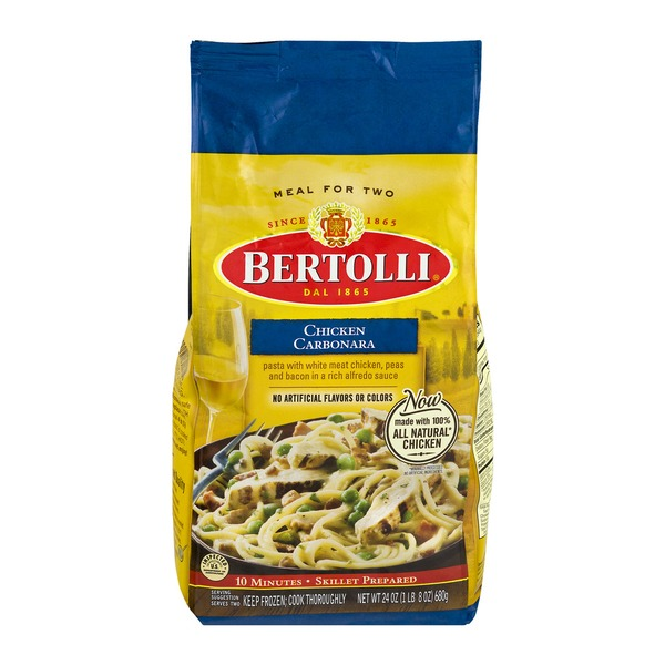Bertolli Meal For Two Chicken Carbonara