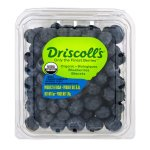 Driscoll's Organic Blueberries, 6.0 OZ