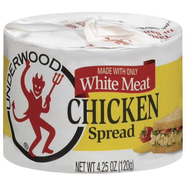 Underwood Chicken White Meat Spread