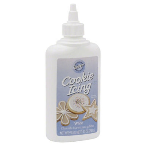 Wilton White Cookie Icing