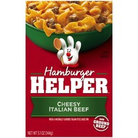 Betty Crocker Cheesy Italian Beef Hamburger Helper
