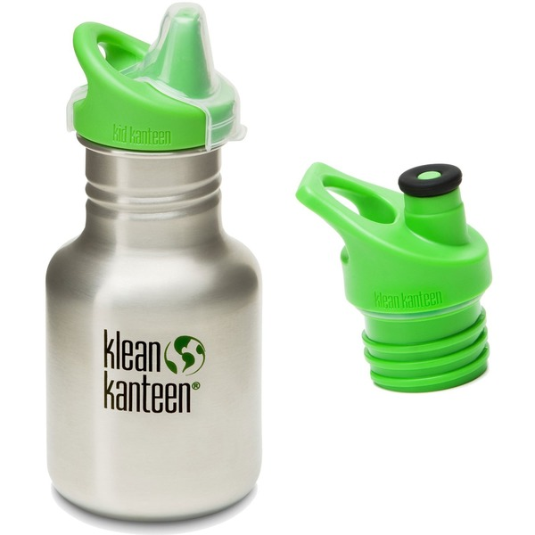 Klean Kanteen 12oz. Ss Kids Bottle W/ Sport Cap