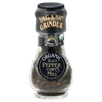 Drogheria & Alimentari Black Pepper Corns Mill Organic Spices
